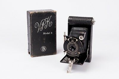 Vest Pocket Kodak Model B with box