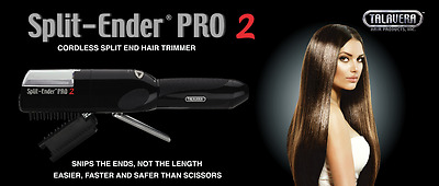 Split Ender PRO 2 Talavera cordless split end hair trimmer 2017 MODEL NEW