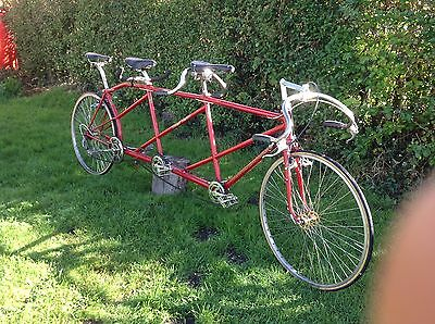 1937 Claud Butler Tandem Racing Triplet Charity Bike Ride?