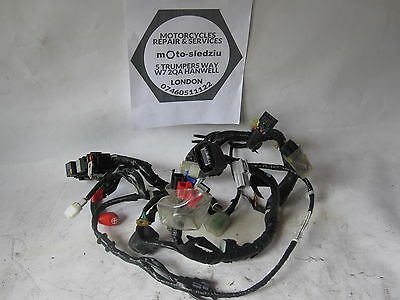 Honda PCX 125 WIRE HARNESS LOOM HARNESS Electrical system