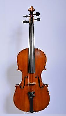 old certified italian violin 4/4 Rodolfo Fredi 1904 + video