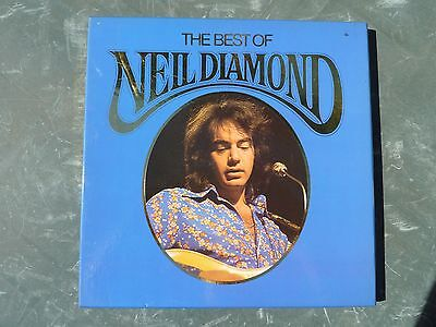 The Best of Neil Diamond-4 x Vinyl  LP Box Set(Records Are in Excellent Cond.)