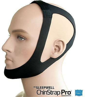 Chin Strap Pro - Anti Snoring Devices - Stop Snore Aids - Sleep Better