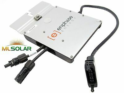 (12 Pack) Enphase M215-60-2LL-S25 IG Micro Inverters for MC4 Solar Panels