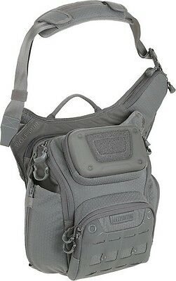 Maxpedition MXWLFGRY Wolfspur Crossbody Shoulder Bag Gray