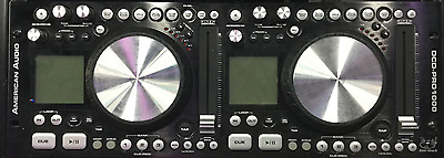 AMERICAN PRO DCD-1000 DJ equipment with CD player