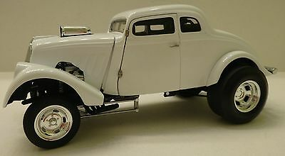 ACME 1:18 1933 Willys GASSER in White **Extremely RARE**