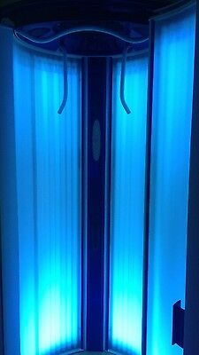 Sunvison V180xxl Stand Up Sun Bed