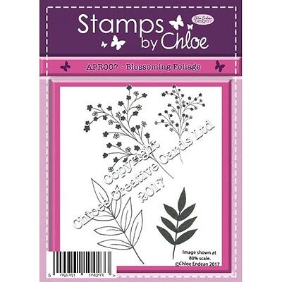 Stamps By Chloe - Blossoming Foliage