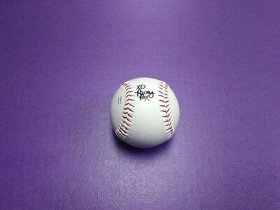 PENNY PAX Adult Film Star Signed Baseball