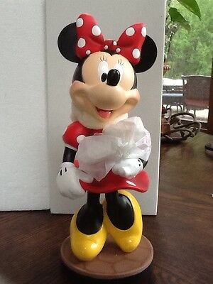 Minnie Mouse Bobblehead Walt Disney Parks and Resorts