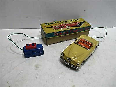 1954 Kaiser Darrin Battery Operated Near Mint In Box Works Good Made In Japan