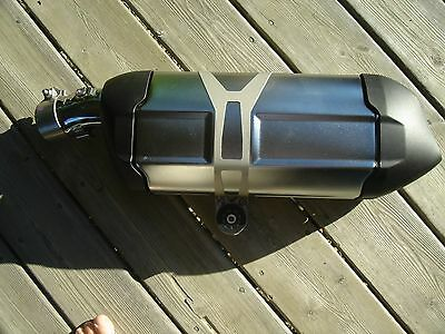BMW 1200GS Exhaust 2013-2015 Brand New Takeoff, never used