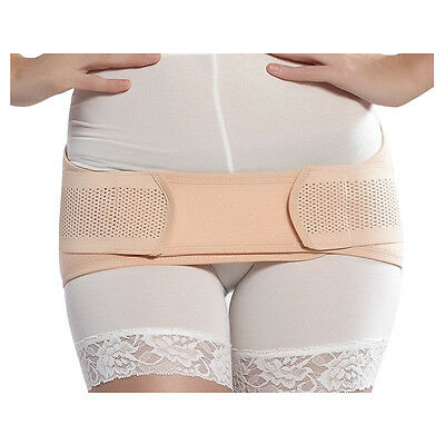 Postpartum Recovery Belt Hip Reducer Sacroiliac Pelvic Support Body Shaper XL DT