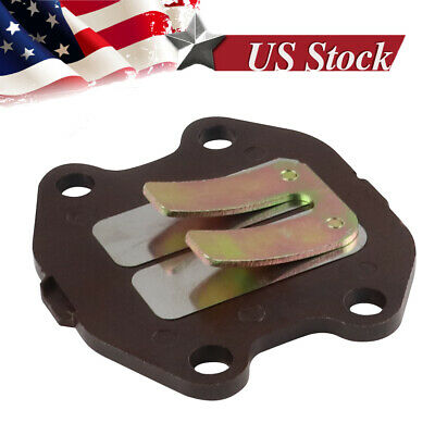 ONE New REED BLOCK VALVE ASSEMBLY FOR YAMAHA PW50 PW 50 Dirt Pit Bike E3