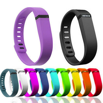Replacement Wristband Bracelet Band Strap for Fitbit Flex Activity Tracker L/S
