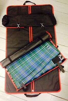 New Kilt Outfit Carrier Inc Kilt Roll