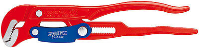 KNIPEX 8360010 Pipe Wrench S-type rapid adjustment Germany
