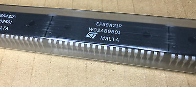 198 x  EF68A21P (SGS-Thompson) Interface IC 40 pin DIP (( NEW ))
