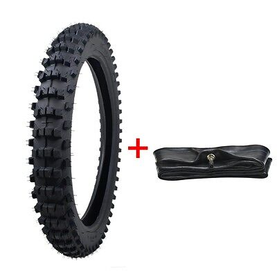 70/100-17 TIRE Tyre and TUBE for CT90 CT110 crf50 klx 110 Pit Bike 17 X 2.75 za