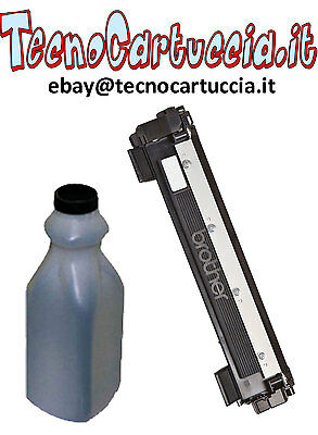 Kit di Ricarica Toner Brother DCP-1512A DCP 1512 A TN-1050 TN 1050