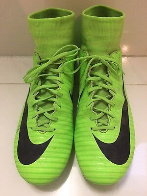 NIKE Mercurial Superfly 2017 US size 9 soccer boots
