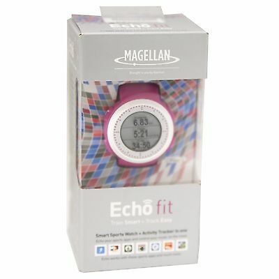 Magellan TW0204SGXAU Echo fit Smart Sports Watch + Activity Tracker in One PINK