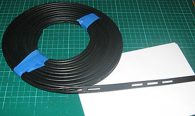 Cable 300 Ohm 10m Open Wire Twin Feeder Cable  Ideal Ham Amateur Radio Use