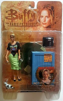 Buffy Vampire Slayer: Anya 'Once More with Feeling' action figure sealed in box