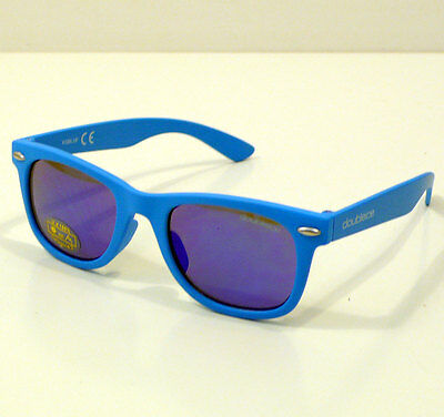 Doubleice Occhiali Da Sole Per Bambino Kids Flash Blue Sunglasses Baby +4 Anni
