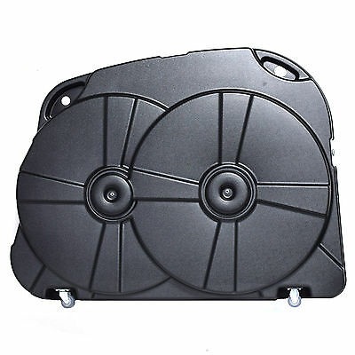 Bike Box Hard Case Black Cycle Transport Quality Airport Cycle Travel Luggage