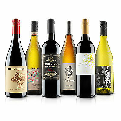 Virgin Wines The Ultimate Mixed 6 Pack