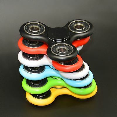 Fidget Spinner Finger Hand Spinner Steel Relieve Stress Spin Toy All Color