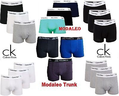 Calvin Klein Boxer CK Mens Low Rise Briefs Shorts Underwear 3 pack S M L XL