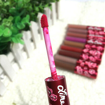 Makeup Liquid Matte Lasting Waterproof Lipstick Pencil Lip Gloss Cosmetics New