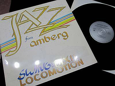 "12"" - Lp Swing & Dixie Locomotion - Jazz From Amberg !!! 1989 !!! Near Mint !!!"