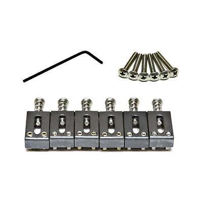 Graph Tech PS-8000-00 String Saver Saddle Kit for Strat & Tele