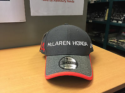 *** Genuine Mclaren Honda 2017 Season Baseball Cap ***
