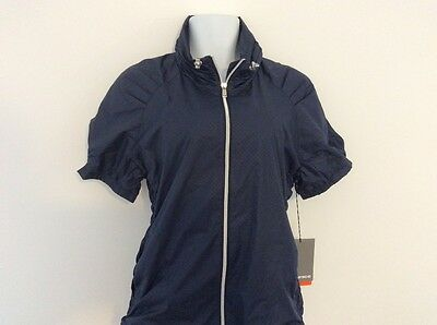 Sunice Ladies Sophia X20 Full Zip Short Sleeve Water Repellent Jacket-S53500/ P