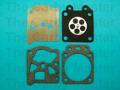 Walbro Replacement D10-WTA Gasket and Diaphragm Kit Fits Ryobi, Stihl, Talon ++