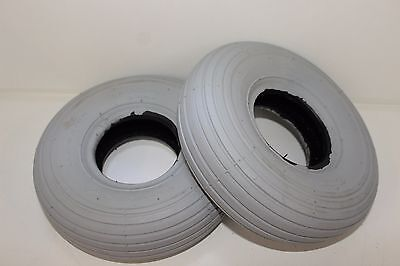 Mobility Scooter Tyres  ( Pair ) SPARE PARTS