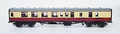 G1M - RP121 / RP123 MK1 Passenger Coaches, 4-Car-Set, Crimson & Cream Livery