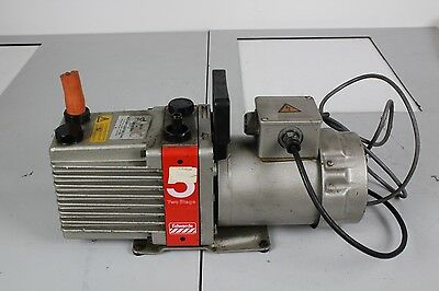 Edwards E2M5 Two Stage High Vacuum Pump