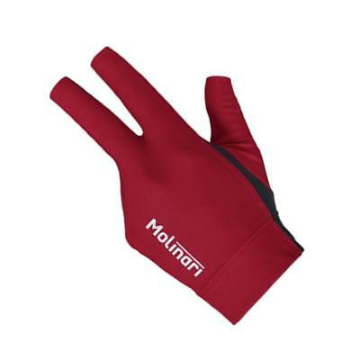 Molinari Snooker or Pool Cue Glove | Various Colours