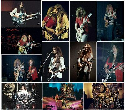 105 Rush concert photos Liverpool 1977/79, Coventry 1979, Manchester 1979/80