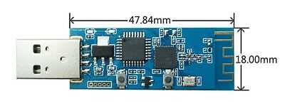 ZigBee CC2530 USB Dongle-  Package sniffer