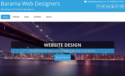 Web Design for Small Businesses