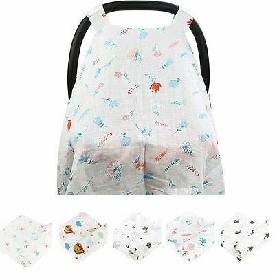 Cotton Baby Product Anti-sunshine Car Seat Protector Stroller Canopy Cover