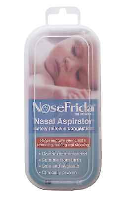 Nose Frida Nasal Aspirator (NHS Approved)