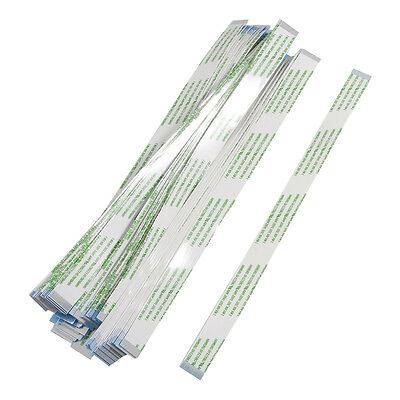 100 Stueck, 0.5 x 24 x 200 mm, Typ 24-polig, FFC, Flexibles flaches Kabel U1E6